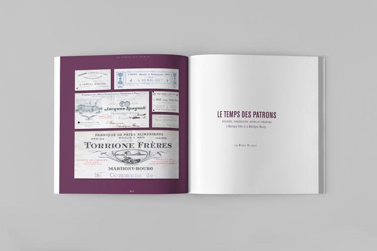 Livre «Fusion de Martigny»