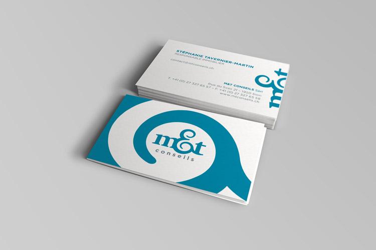 Logo «M&T Conseils»