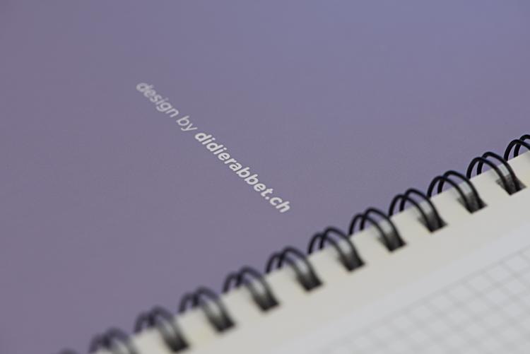 Bloc-notes Imprimerie Genoud