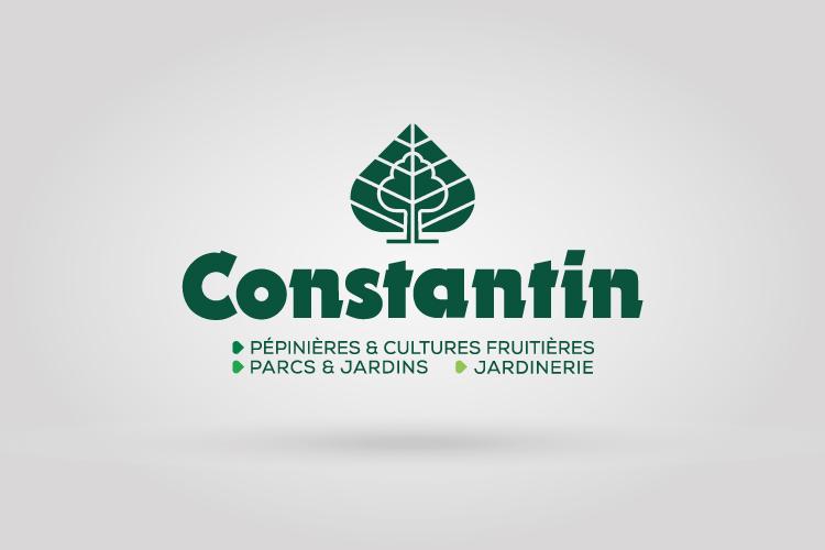 Identité visuelle «Constantin»