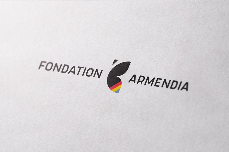 Identité visuelle «Armendia»